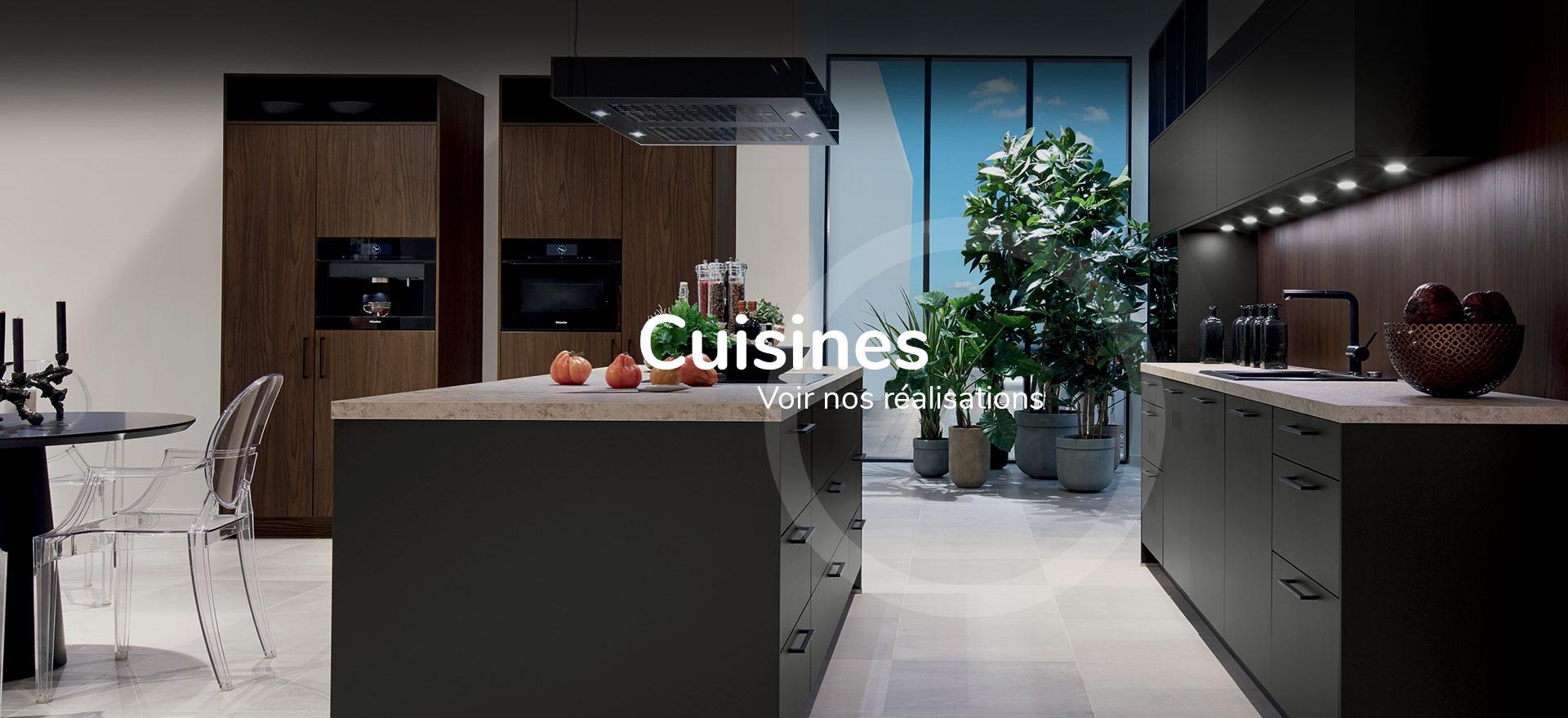 Salle de bains, cuisines, dressing, agencement : Histoire d\'O
