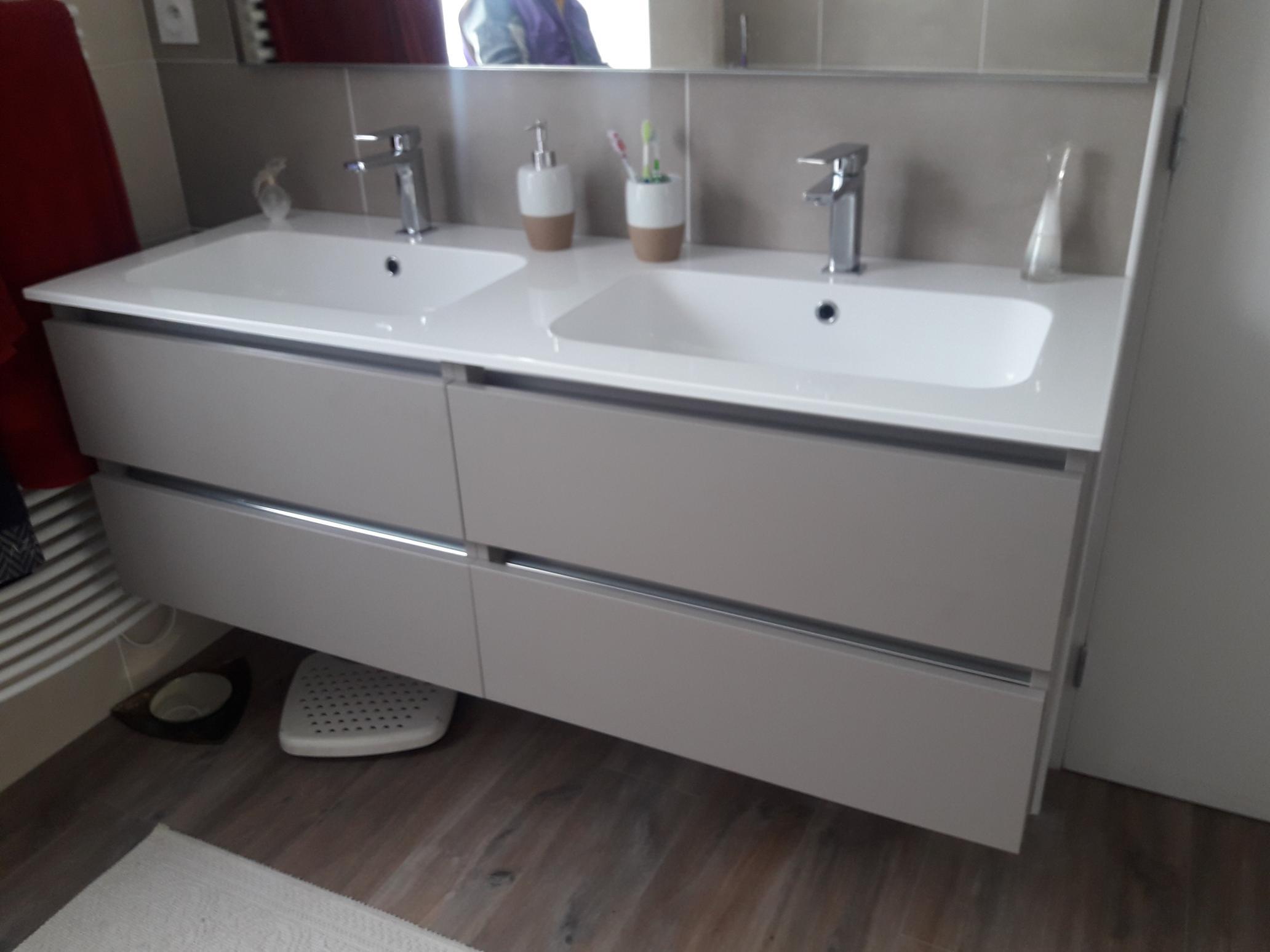 Installation et rénovation de salles de bains Brest Quimper Morlaix