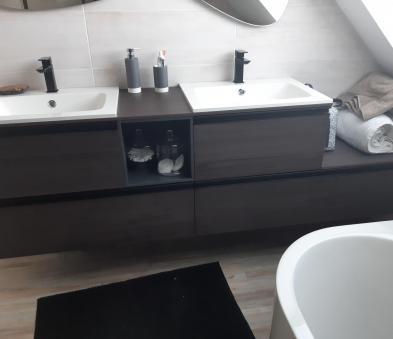 Meuble double vasques
